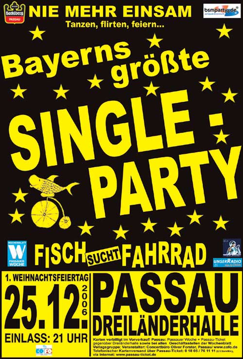 single party passau