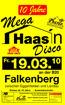 10 Jahre Mega Haas'n Disco