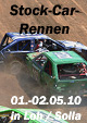 Stock-Car-Rennen in Solla