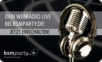Webradio auf bsmparty.de