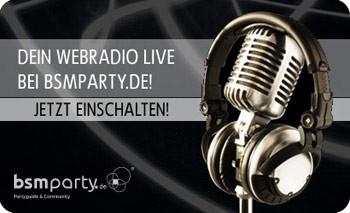 Webradio auf bsmparty.de